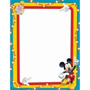 "Eureka® Mickey Mouse Clubhouse® Primary Colors Computer Paper, 8 1/2"" x 11"" (EU-812117)"