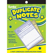 "Eureka® Key to Success Duplicate Notes, 4"" x 6"" (EU-863205)"
