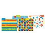 """Eureka, Dr Seuss Spot On Seuss File Folders, 6 Bundles, 24/total, 9"""" x 11.5"""" (EU-866407)"""