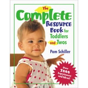 Gryphon House The Complete Resource Book For Toddlers and Twos (GR-16927)