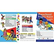 Hayes Preschool Progress Report Record Book, 10/Pack (H-PRC2)