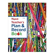 Hayes® Teacher's Plan and Record Book, 2 EA/BD