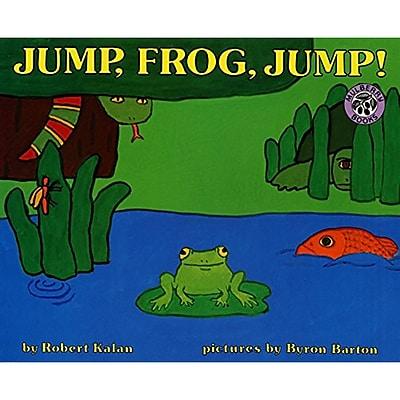 Harper Collins Publishers® Jump, Frog, Jump! Book