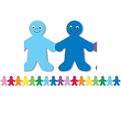 Rainbow People Mighty Brights™ Border, 3