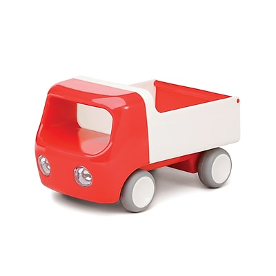 Tip Truck, Red
