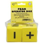 "Koplow Games Dice, Foam Dice, 2"", Operator"