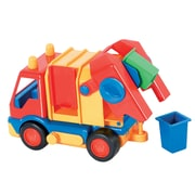KSM LTD, Basics Garbage Truck, Ages 2+ (KSM37640)