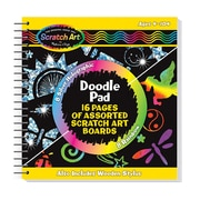 Melissa & Doug® Pad Activity Book, Doodle Pad, 3 EA/BD