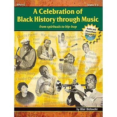 Lorenz Corporation A Celebration of Black History through Music Book, Grades 4 - 6