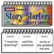 McDonald Write-Abouts, Story Starters