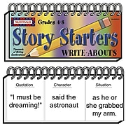 McDonald Write-Abouts, Story Starters
