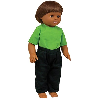 Get Ready Kids® Hispanic Boy Multicultural Doll, 16