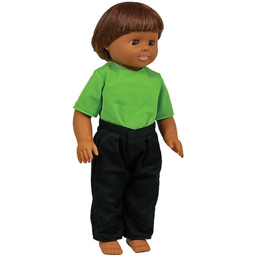 "Get Ready Kids® Hispanic Boy Multicultural Doll, 16"""
