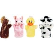 Get Ready Kids® Animal Puppets, Farm Puppet, Set 1