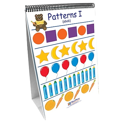 New Path Learning® Patterns & Sorting Curriculum Mastery® Flip Chart Set