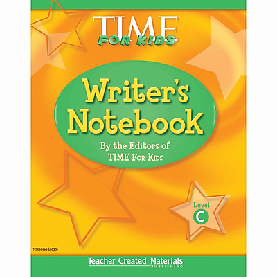 TIME For Kids® Writer's Notebook, Grades 5-6 (SEP10148)