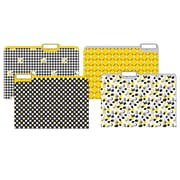 "Eureka, Peanuts Touch of Class File Folders, 9"" x 11.5"",6 bundles total of 24 folders (EU-866409)"