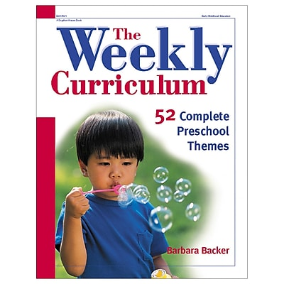 Gryphon House The Weekly Curriculum Resource Book (GR-13521)