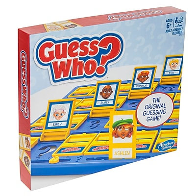 Hasbro® Guess Who