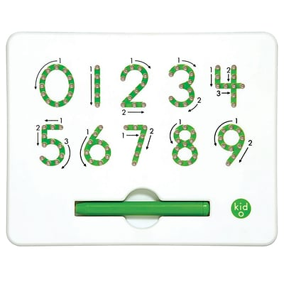 A to Z Magnatab, Numbers 0-9