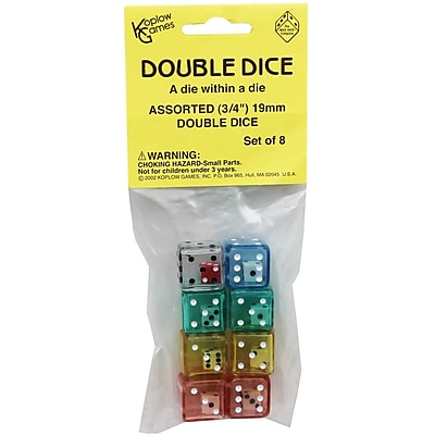 Koplow Games Double Dice (KOP11703)