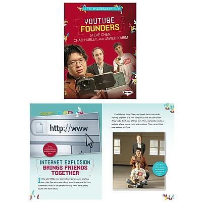 Lerner Publications Stem Bios Steve Chen Chad Hurley Youtube Founders Jawed Karim (LPB1467725811)