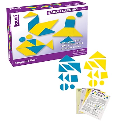 Patch Products® Tangrams Plus™ Puzzle