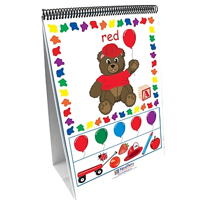 New Path Learning® All About Colors Curriculum Mastery® Flip Chart Set