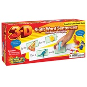 Primary Concepts 3-D Sight Word Sentences: Preprimer (5280)