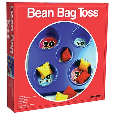 Bean Bag Toss, Ages 6-Adult, 2 EA/BD