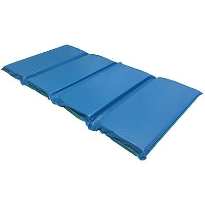 DayDreamer™ Plastic Rest Mats, Blue/Teal, 2