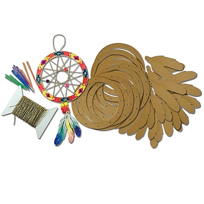 Roylco Dream Catcher, Ages 4-14, 12/pack (R-42280)