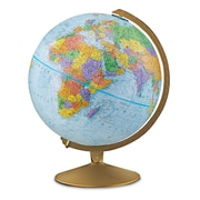 The Explorer Political Raised Relief Classroom Globe, 12""