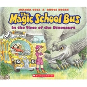 Scholastic Magic School Bus Books, The Magic School Bus in the Time of Dinosaurs