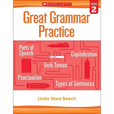 Great Grammar Practice Gr 2 (SC-579422)
