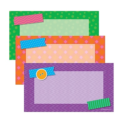Scholastic Tape it Up Accents 72/pk, Assorted Colors, 5.5