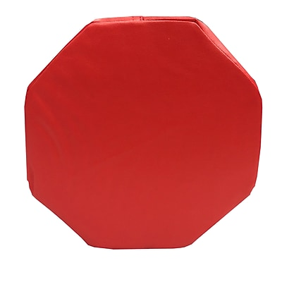 Senseez Vibrating Sensory Cushion - Originals Red Octagon (SSZ58735)