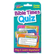 Bible Times Quiz Challenge Cards®