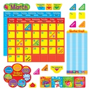 Trend® Bulletin Board Sets, Classic Calendar Duo