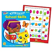 School Skills Wipe-Off® Book, Pre-K & Kindergarten (T-94231)