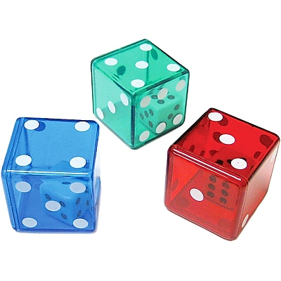 Teacher Created Resources Dice Within Dice, Grades K And Up, 9/Pack