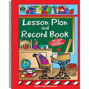 Lesson Plan And Record Book, 2 EA/BD