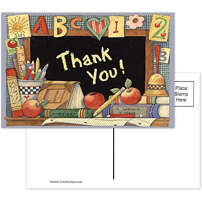 Susan Winget Thank You Postcards