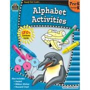 Ready•Set•Learn: Alphabet Activities