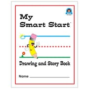 Teacher Created Resources Grades 1, 2 Drawing/Story Book, Printed, White Paper (TCR76549)