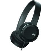 JVC Has190mb Colorful On-Ear Headphones, Black