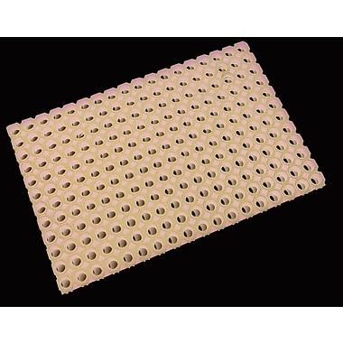 Floortex – Tapis d'entrée d'extérieur grattoir Octomat FOCTO4060B, 40 x 60 po, noir