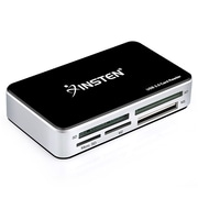 Insten USB 3.0 Super High Speed Multi Memory Card Reader