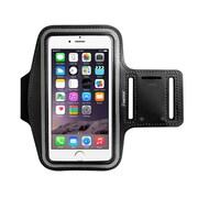 Insten® Handsfree Sports Armband Case Apple iPhone 6/6S, Samsung Galaxy S6 & S6 Edge Black (2037126)