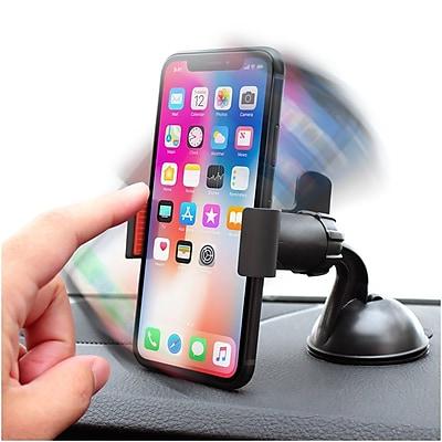 Insten® Universal Car Windshield Phone Holder Mount Bracket for Smart Phones (2055771)